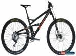 Orange Stage 4 Pro Mountain Bike 2018 - Jet Black for Sale
