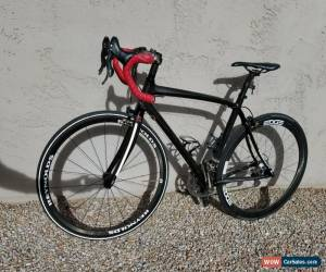 Classic Full carbon race bike Pedal force Campagnolo Record 11 edge enve 52cm powertap for Sale