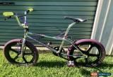 Classic Mongoose Villain Bmx Bike for Sale