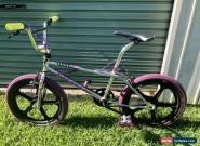 Mongoose Villain Bmx Bike for Sale