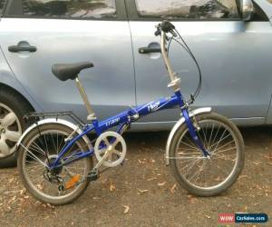 "Classic Folding bike , Crane ""Hinge"" , very good condition. Suit adult or child. for Sale"