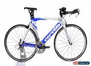 Cervelo P2 Carbon TT / Triathlon Bike M / 51 cm 2 x 10 Speed Shimano Ultegra for Sale