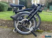 Brompton M3L  Folding Bike for Sale
