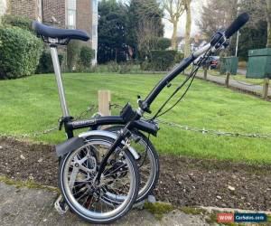 Classic Brompton M3L  Folding Bike for Sale