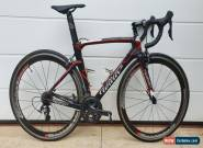 WILIER Cento 1 AIR italian carbon road bike size S SHIMANO ULTEGRA 11sp. FULCRUM for Sale