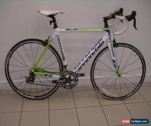 Classic New 2013 Cannondale Supersix 5 Carbon 105 Team Replica size 54cm for Sale