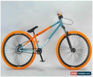 Classic MAFIABIKES Blackjack D Orange Grey 26 inch JUMP Wheelie Bike for Sale