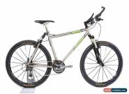 """1998 Seven Cycles Teres Titanium Mountain Bike Softtail 19"""" 3 x 9 Speed XTR TLR for Sale"""