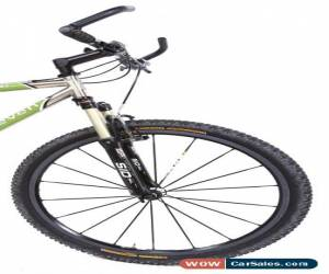 """Classic 1998 Seven Cycles Teres Titanium Mountain Bike Softtail 19"""" 3 x 9 Speed XTR TLR for Sale"""