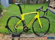 Cannondale System Six Aero Carbon Road Bike Sram Etap Zipp for Sale