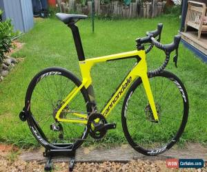 Classic Cannondale System Six Aero Carbon Road Bike Sram Etap Zipp for Sale