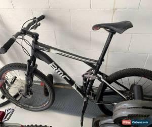 "Classic BMC Fourstroke FS01 size M carbon dual suspension XC mountain bike 26"" wheels for Sale"