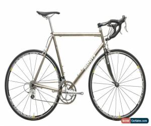 Classic 2000 Moots Vamoots Road Bike X-Large Titanium Shimano Dura-Ace 7700 9s Mavic for Sale
