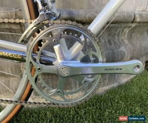 Classic Vintage MEDICI Pro Strada Steel Road Bike Dura Ace 7400 Pristine for Sale