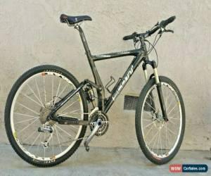 Classic Scott Genius 50 Bike - 2015 Full-suspension Fiber-carbon Mountain Bike Sz Medium for Sale