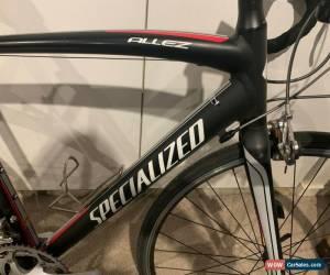 Classic Specialized Allez black road bike for Sale