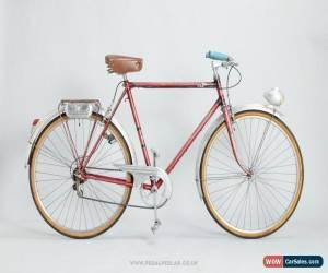 Classic 55cm Peugeot PC40 1950s Vintage Tourisme / Town Bike - L'Eroica Retro Commuter for Sale