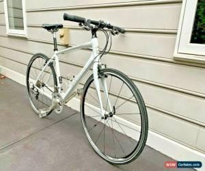 Classic GIANT CROSSCITY 1 Flatbar Road Bike USED White for Sale