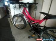 girls kids bike kent english pink good condition for Sale