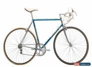 Vincini Road Bike 56cm Steel Campagnolo Super Record 6 Speed Nisi Laser Aero for Sale