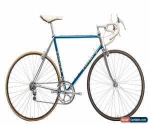 Classic Vincini Road Bike 56cm Steel Campagnolo Super Record 6 Speed Nisi Laser Aero for Sale
