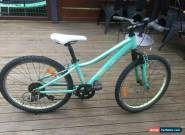 "Giant Liv Enchant Mountain Bike 24"" wheels - Rusty bolts but new cables for Sale"