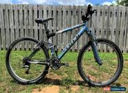 "TREK FUEL 98 MOUNTAIN BIKE MEDIUM 17.5"" SHIMANO XTR XT DEORE FOX FLOAT ROCK SHOX for Sale"