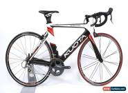 Kuota K-Factor Carbon Fiber Road Bike Medium 53 cm 2 x 10 Speed Dura-Ace 700C for Sale