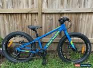 "CANNONDALE CUJO KIDS BOYS GIRLS MTB 20"" 7 SPEED MOUNTAIN BIKE BICYCLE - SYDNEY for Sale"