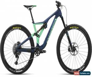 Classic Orbea Rallon M10 Mountain Bike 2019 - Blue for Sale