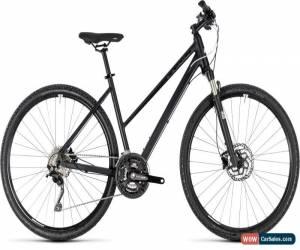 Classic Cube Cross Pro Womens Hybrid Bike 2018 - Black for Sale