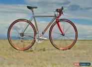 2001 Serotta Classique Ti titanium 700c carbon fork 49cm road bike Exc. Cond. for Sale