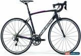 Classic Merida Ride 400 105 Road Bike 2016 - Black for Sale