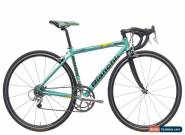 2002 Bianchi SL Lite Alloy Reparto Corse Road Bike 44cm X-Small Campagnolo 10s for Sale