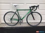 53cm Leader LD-722RS steel 700c road bike, upgraded w/ 1x Ultegra conversion for Sale
