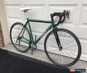 Classic 53cm Leader LD-722RS steel 700c road bike, upgraded w/ 1x Ultegra conversion for Sale