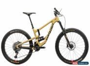"2018 Santa Cruz Nomad 4 CC Mountain Bike Small 27.5"" Carbon SRAM X01 Eagle 12s for Sale"