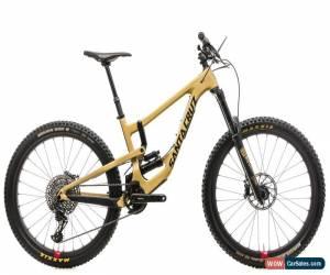 "Classic 2018 Santa Cruz Nomad 4 CC Mountain Bike Small 27.5"" Carbon SRAM X01 Eagle 12s for Sale"