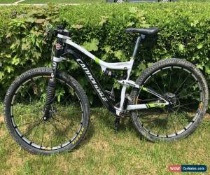 Classic Cannondale Team Issue Scalpel 29er HiMod Carbon XTR Mavic Crossmax Lefty PBR for Sale