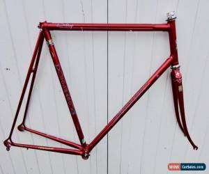 Classic Vintage Classic Colnago Mexico ESA Frameset  Red 59cm C2C remarkable condition for Sale