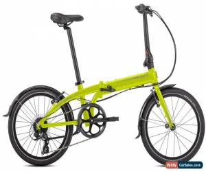 "Classic Tern Link C8 20"" 8 Speed Folding Bike 2019 - Yellow for Sale"