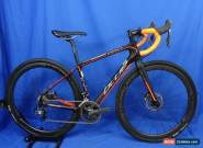 New BLUE Prosecco EX Carbon Disc Ultegra Di2 Gravel/Road Bike - Size: XS/49cm for Sale