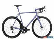 2016 Speedvagen OG1 Road Bike 58cm Large Steel Shimano Dura-Ace R9100 11s ENVE for Sale