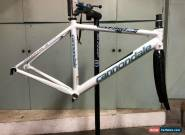 Cannondale Six13 Feminine 1 Aluminum/Carbon Fiber 48cm Frameset for Sale