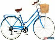 Dawes Duchess Womens Hybrid Bike - Blue for Sale
