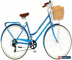 Classic Dawes Duchess Womens Hybrid Bike - Blue for Sale