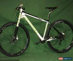 Classic Cannondale Carbon Flash 3 29er F29 2012 Mountain Bike Size Large - Lefty fork for Sale