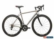 2016 Litespeed T7 Road Bike Medium Titanium Shimano 105 5800 11 Speed Reynolds for Sale