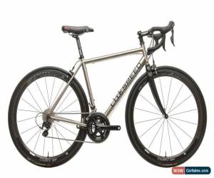 Classic 2016 Litespeed T7 Road Bike Medium Titanium Shimano 105 5800 11 Speed Reynolds for Sale