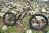 Classic Custom SS 2016 NS Bikes Fuzz Downhill DH Bicycle - Chris King Hope Fox Rockshox for Sale
